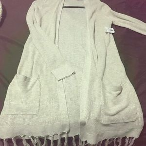 old navy cardigan sweater  - never used